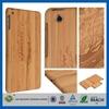 Cheap Mobile Phone Protective latest popular flip wood case for ipad mini