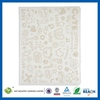 2014 Most Popular wholesale charming leopard stand leather case for ipad mini