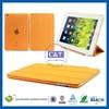 High Quality Art Design Custom smart leather pu flip case for ipad mini