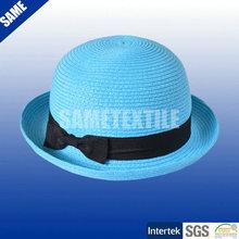 Woven paper children straw hat