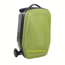 carry-on micro 3in1 suitcase scooter Travel scooter bag trolley luggage