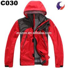 Girl waterproof windproof breathable jacket kids windbreaker jackets C30