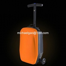 school bags for teenagers boys Travel scooter bag trolley suitcase