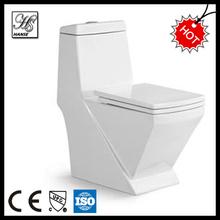 2014 New design European style water closet/big size toilet bowl Hs-A11003