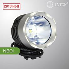 INTON Hot Sell & Fashionable model NB01 ultra bright bike light cree