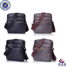 Business Men Leather Shoulder Bag