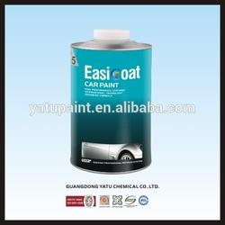 Yatu water base hardener for car paint