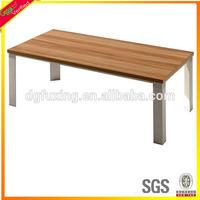Modern wooden tea table design