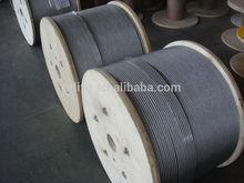 6x7 fc galvanized steel wire ropes