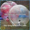 Venta al por mayor bola inflable del agua bola que camina del agua