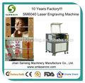 sm6040 papel laser modelo de caixa de máquina de corte