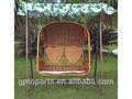 cadeira de balanço cadeira de suspensão vagem com sol havelock pano da máscara do sol bambu cadeira de balanço