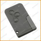 cheap renault megane 2 card car remote key blanks replacements 3 button no logo