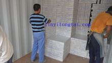 pvc laminated gypsum ceiling tiles /60x60 gypsum ceiling tiles/gypsum suspended ceiling tiles