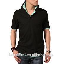 2014 fashion men short sleeve cheap polo t shirts