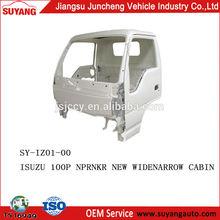 Suyang Iron Parts For Japanese Pickup Isuzu NPR/NKR 100P/600P Cabin