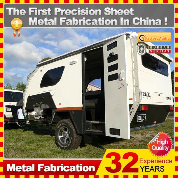 Açık araba çadır 4x4 karavan römork, özel hizmet