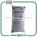 Rusia de calcio Lignosulphonate 8061 - 52 - 7 como textil de acrílico de la carpeta