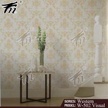 Modern home decor interior design 3d wallpaper bedroom