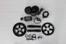 48V 750W bafang 8fun Central mid Drive Motor Ebike Kits with integral controller New Style Brushless Motor mid drive Wheel Kits