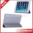 New Product leather cover for ipad mini2 flip smart case for new ipad mini