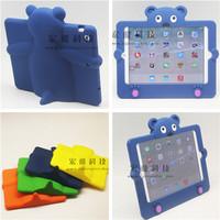 Silicone rubber tablet case for apple ipad mini retina