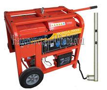 HONDA generator, HONDA Natural & Gasoline generators