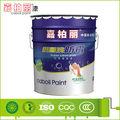 china base de água de cor branca tinta látex cartela de cores de pintura interior