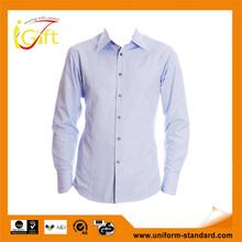 100 cotton classic design formal blank quality mens dress shirts