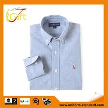 executive fancy pure color quality best mens dress shirts