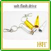 hotsale metal bullet usb flash drive, bulk cheap thumb drive 2gb, 4gb, 8gb,16gb, 32gb, 64gb wholesale price usb memory stick