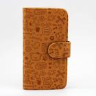 wholesale alibaba leather flip cover case for lenovo S820 case