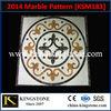 2014 Waterjet Tile Floor Medallions KSM183