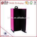 personnaliser élégant de qualité supérieure valise cosmétiques à shanghai