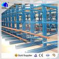 Proyectos diseño exterior de almacenamiento de material de la tubería de plataforma de almacenamiento, Almacén del lado del doble australia sistema económico