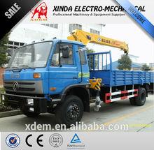 XCMG SQ3.2SK1Q Truck Mounted Telescopic Crane Loading Crane
