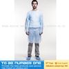 LDPE beautiful apron,plastic apron with sleeve