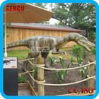 Family Or Outdoor Playground equipment Animatronic Dinosaur