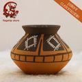 p005 shabby chic decorativos de cerámica tarro