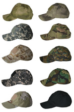 Wholesale Fashion Camouflage army Military baseball Cap