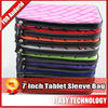 waterproof tablet bag leather sleeve bag for android MID