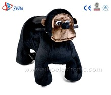 sale rides used black monkey plush racing bike