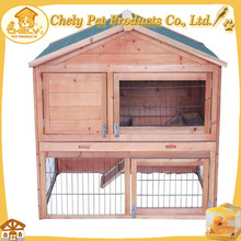 Modern Rabbit Hutch Covers With Waterproof Roof Wire Mesh Pet Cages, Carriers & Houses