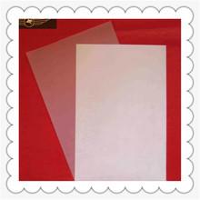 2014 New product good quality pvc paper laminating sheet