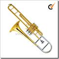 Acabado de laca clave f trombón de pistón( tp9320)