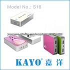 Waterproof power bank,shenzhen power bank,golf mobile power bank