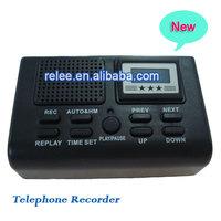 HOT!!! RLR-091 DIGITAL SD card Voice Recorder Box,Telephone Recording Box Recorder