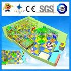 2014 Wenquxing children indoor playground franchise