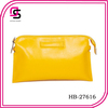 2014 fashion hot sale cute candy yellow plain mini cross body bags for girls