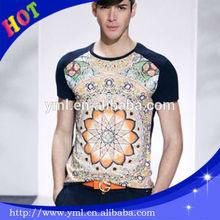 2014 Promotion men china t shirt factory